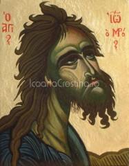 Icoana Sfantul Ioan Botezatorul