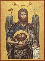 Icoana Sfantul Ioan Botezatorul #1