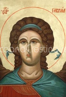 icoana-arhanghel-gavril Icoana Sfantul Arhanghel Gavril