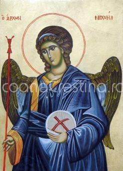 icoana-arhanghel-mihail Icoana Sfantul Arhanghel Mihail
