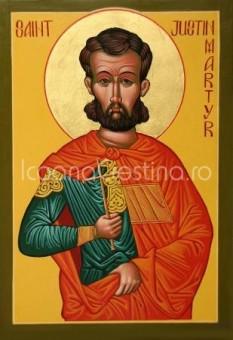 sfantul-iustin-233x340 Icoana Sfantul Martir Iustin